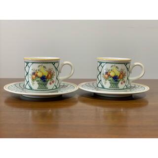 ビレロイアンドボッホ(ビレロイ&ボッホ)の値下げしましたVilleroy & Bochのコーヒーカップ2客セット(食器)