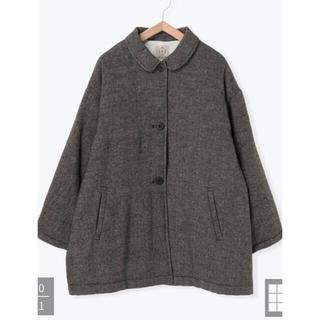 SM2 - サマンサモスモス ヘリンボーン中綿 コート