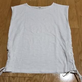 オゾック(OZOC)のオゾック OZOC 白Tシャツ (Tシャツ(半袖/袖なし))