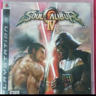 プレイステーション3(PlayStation3)のソウルキャリバーIV PS3(家庭用ゲームソフト)