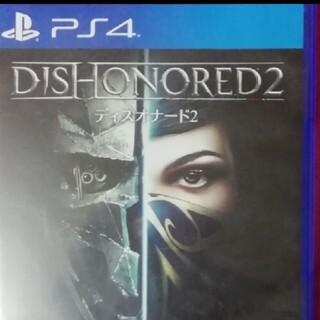 プレイステーション4(PlayStation4)のディスオナード 2(家庭用ゲームソフト)