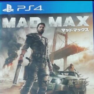 プレイステーション4(PlayStation4)のマッドマックス PS4 MADMAX(家庭用ゲームソフト)