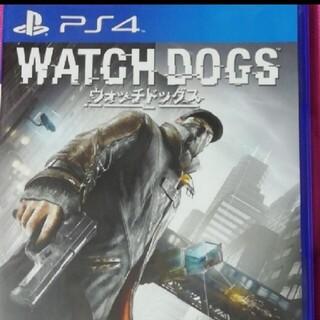 プレイステーション4(PlayStation4)のウォッチドッグス (家庭用ゲームソフト)