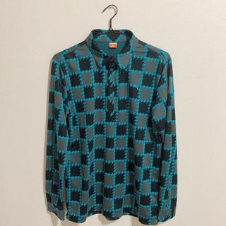 プーマ(PUMA)のゴルフウェア メンズ 長袖 シャツ(シャツ)