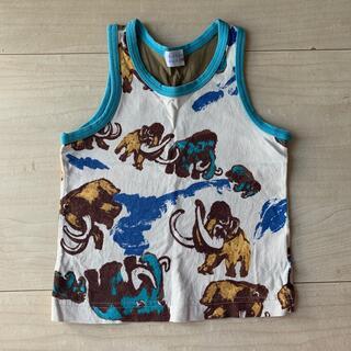 ハッカベビー(hakka baby)のHakka baby タンクトップ 90(Tシャツ/カットソー)