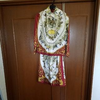 エルメス(Hermes)のエルメスのブラウススーツ(シャツ/ブラウス(長袖/七分))