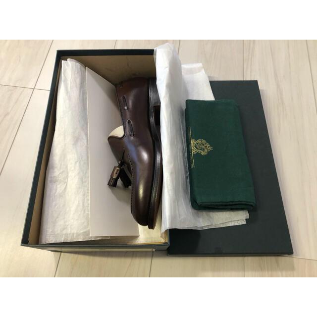Crockett&Jones(クロケットアンドジョーンズ)の新品 CROCKETT&JONES クロケット&ジョーンズ キャベンディッシュ3 メンズの靴/シューズ(スリッポン/モカシン)の商品写真