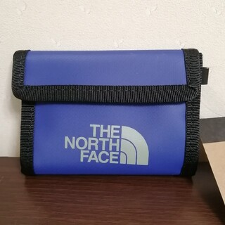 THE NORTH FACE - 【新品】THE NORTH FACE BC Wallet Mini ブルー