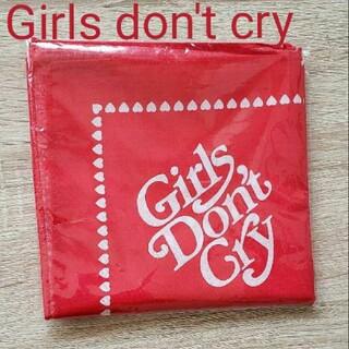 Girls don't cry×アマゾンファッション バンダナ(バンダナ/スカーフ)