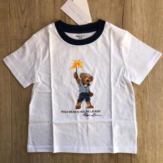 ラルフローレン(Ralph Lauren)のラルフローレン ポロベア  Tシャツ 半袖 90 ボーイズ ベビー 子供服(Tシャツ/カットソー)