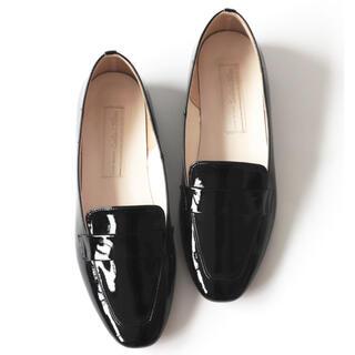 オデットエオディール(Odette e Odile)の【Carlie e felice】スクエアトゥローファー(ローファー/革靴)