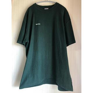 vetements オーバーサイズtシャツ(Tシャツ/カットソー(半袖/袖なし))