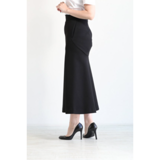 mame - 新品マメクロゴウチDouble Face Jersey Flared Skirt