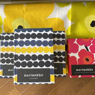 マリメッコ(marimekko)のマリメッコポストカードの箱4点(その他)
