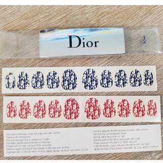 ディオール(Dior)のDior ネイルシール(ネイル用品)