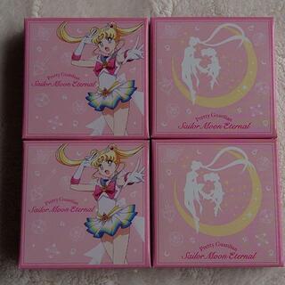 【4点】美少女戦士セーラームーンEternal コンパクトチョコ プレゼント(菓子/デザート)