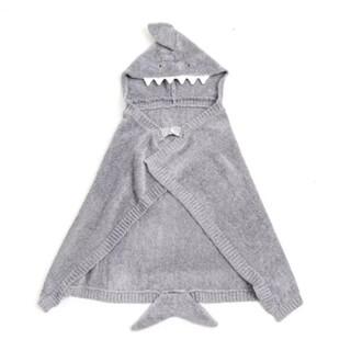 gelato pique - ジェラートピケ サメ ブランケット