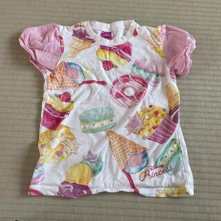 Disney - ディズニープリンセスTシャツ130cm