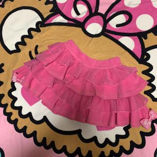 ロニィ(RONI)のRONI♡4段フリルスカート(スカート)