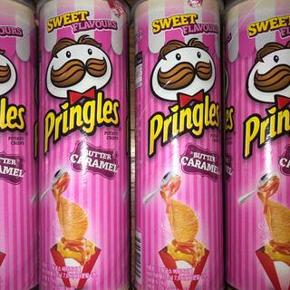 プリングル(Pringle)のプリングルス バターキャラメル味(菓子/デザート)