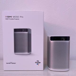 アンドロイド(ANDROID)のXGIMI MOGO Pro モバイルプロジェクター(プロジェクター)