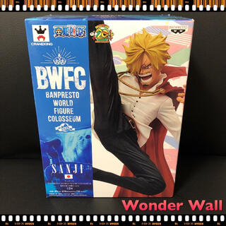 国内正規 ワンピース BWFC 造形王頂上決戦 2 vol.2 サンジ(アニメ/ゲーム)
