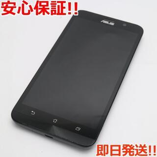 ゼンフォン(ZenFone)の美品 ZenFone 2 32GB 4GB ZE551ML グレー (スマートフォン本体)