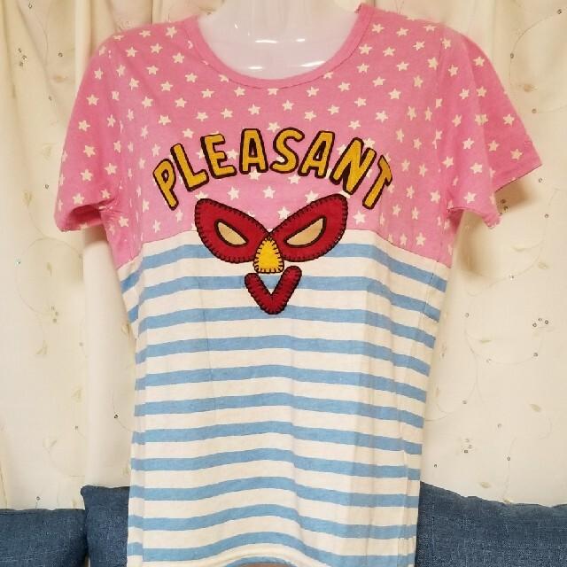 rough(ラフ)の新品未使用☆rough☆Tシャツ レディースのトップス(Tシャツ(半袖/袖なし))の商品写真