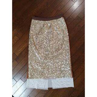 ミュベールワーク(MUVEIL WORK)の☆ミュベール☆2019 スバンコールスカート(ロングスカート)