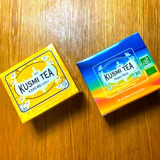 KUSUMI TEA・ EXPURE ADDICT / Happy Mind(茶)