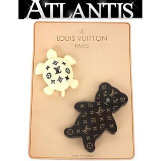 ルイヴィトン(LOUIS VUITTON)のヴィトン ブロッシュ・ヌヌールス ブローチ 【53132】(ブローチ/コサージュ)