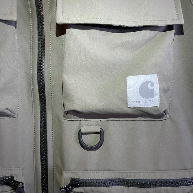carhartt(カーハート)のcarhatt wip ELMWOOD VEST  M メンズのトップス(ベスト)の商品写真