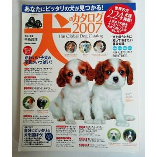 ガッケン(学研)の犬のカタログ 世界の犬224種のすべてがわかる! 2007(住まい/暮らし/子育て)
