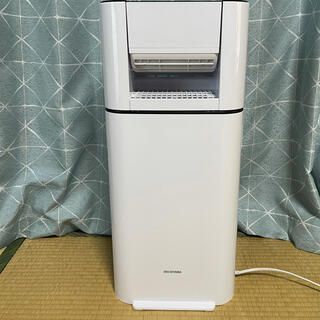 アイリスオーヤマ - 美品★IRIS OHYAMA サーキュレーター衣類乾燥除湿機★