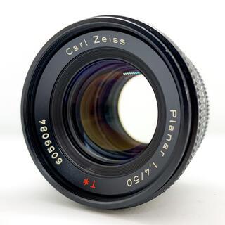 京セラ - CONTAX Carl Zeiss  Planar T* 50mm f1.4