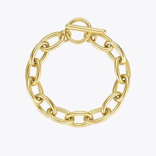 L'Appartement DEUXIEME CLASSE - luxe volume chain bracelet gold