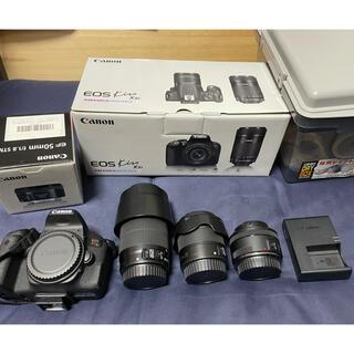 Canon - Canon EOS kiss X9i トリプルレンズセット
