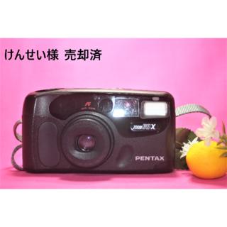 PENTAX - ☆初心者必見!PENTAX ペンタックス zoom60-X【美品/完動品】