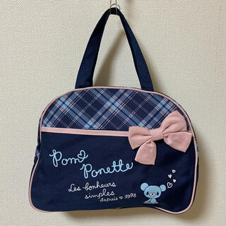 ポンポネット(pom ponette)のpom ponette  ポンポネット バッグ(トートバッグ)