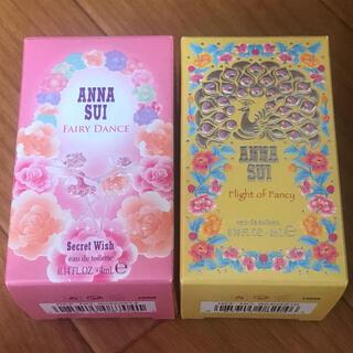 ANNA SUI - ANNA SUI 香水 2種セット