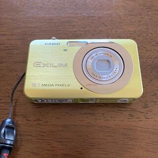 CASIO - カシオ デジタルカメラEX-Z80 8.1MEGA PIXELS