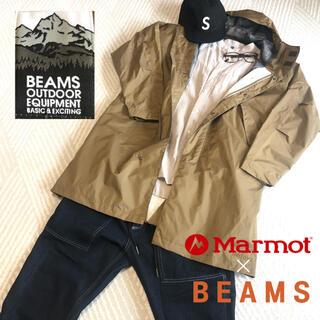 MARMOT - Marmot × BEAMS ビームス マーモット シャワーモッズコート