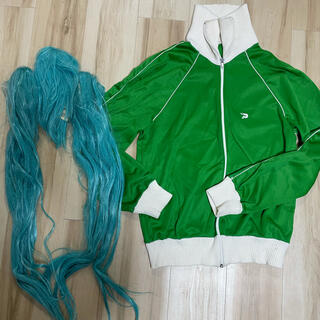 VOCALOID 初音ミク マトリョシカ  コスプレ 衣装 ウィッグ(衣装一式)