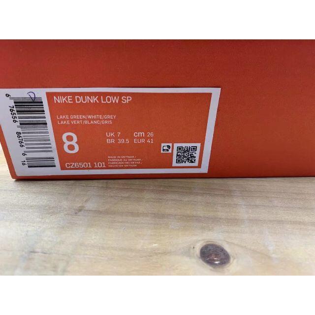 """Kasina x Nike SB Dunk Low """"Road Sign"""" 26 メンズの靴/シューズ(スニーカー)の商品写真"""