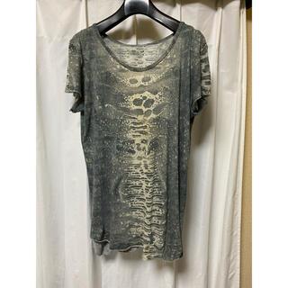 ルグランブルー(LGB)のifsixwasnine イフシックスワズナイン デジュ柄 Tシャツ メンズ2(Tシャツ/カットソー(半袖/袖なし))