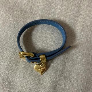 miumiu - MIUMIU ブレスレット ブルー