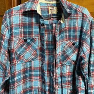 ラングラー(Wrangler)のWranglerネルシャツ(シャツ)