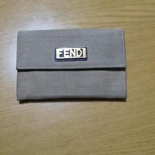 フェンディ(FENDI)の正規FENDI財布(折り財布)