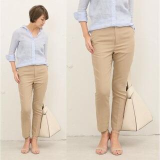 DEUXIEME CLASSE - ドゥーズィエムクラス skin cotton ダブルクロス パンツ