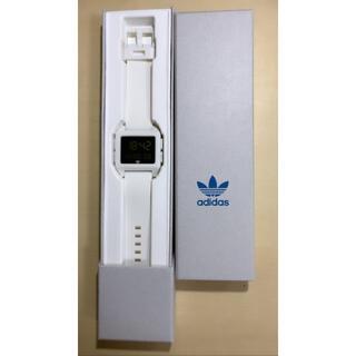 アディダス(adidas)のadidasデジタル腕時計(腕時計)
